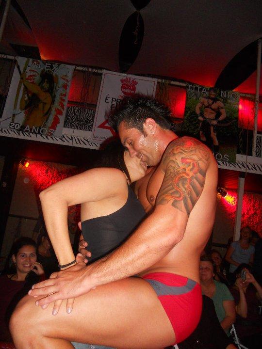 Club de striptease upper side side ny