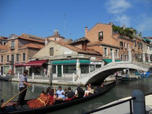 Boat, Water and Venice