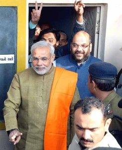 INDIA-VOTE-GUJARAT