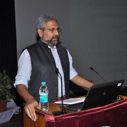 Siddharth Varadarajan 1