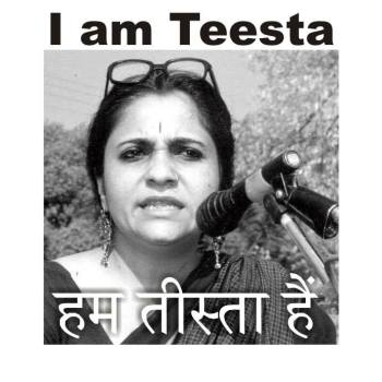 The state is doing its best to cripple us by freezing our accounts: Teesta Setalvad
