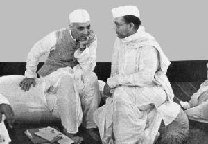 nehru-and-boss