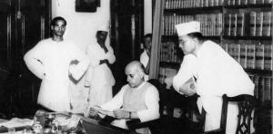 netaji and Nehru