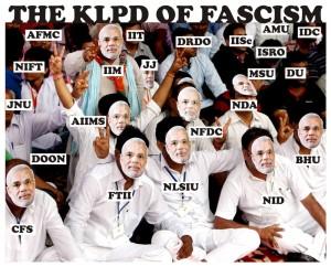 FTII_IIT_IIM_KLPD_FASCISM