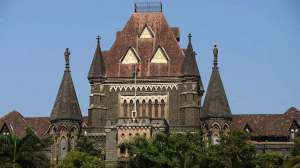 26 Mumbai Bombay High Court Close Up From Oval Maiden-newsx
