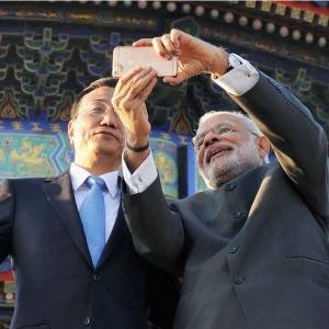 Modi and Li