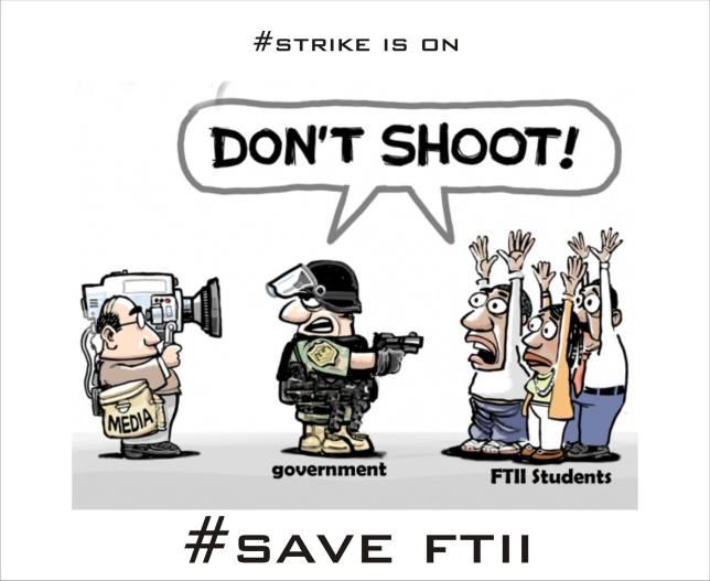 FTII SHOOT