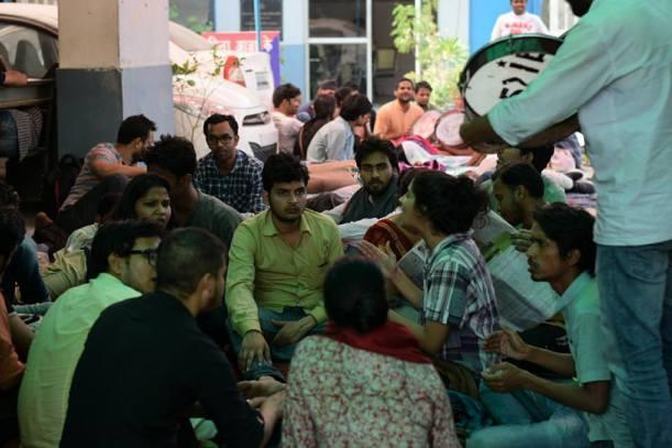 OccupyUGC-Protest-Bhalaswa-7
