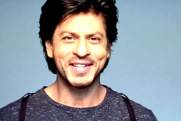 "... am not going to leave. So shut up"", says Shah Rukh Khan 