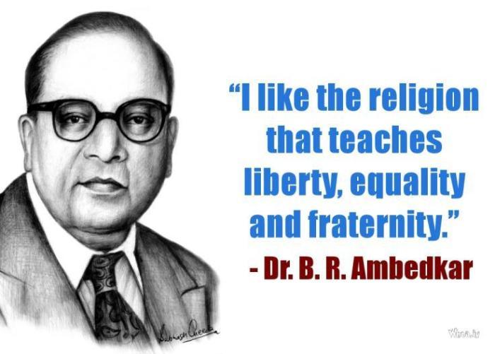 Ambedkar liberty