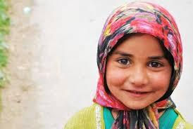 Kahmiri girl