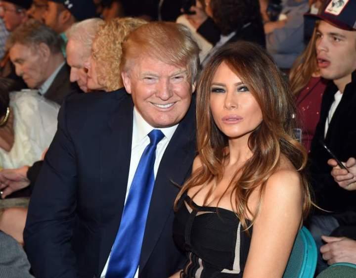 trumps-wife